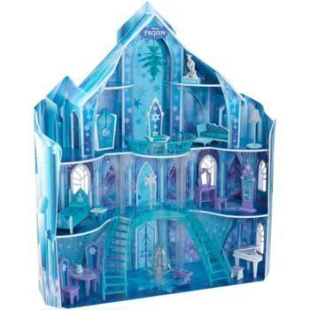 良質  輸入アナと雪の女王アナ雪ディズニージュニア Disney Frozen Frozen Snowflake Mansion Mansion Dollhouse SHIPS IN Disney PROT, TWO CREW:00d39c7d --- canoncity.azurewebsites.net