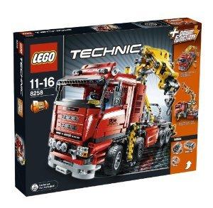 LEGO (レゴ) Technic (テクニック) 8258 Crane Truck (1877pcs) ブロック おもちゃ