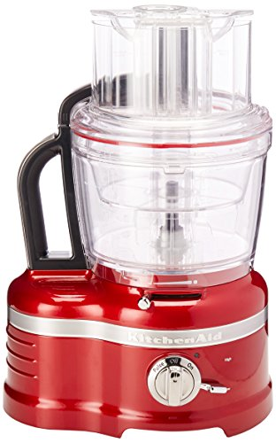 KFP1642CA Pro Line 16-cup Food Processor フードプロセッサー(16カップ) KitchenAid社 Red
