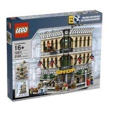 10211 parallel import goods LEGO Grand Emporium LEGO Creator Grand Department (japan import) by LE