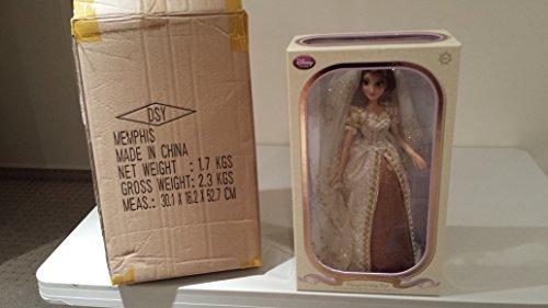 ディズニー おもちゃ ホビー Disney Rapunzel ラプンツェル Wedding Doll ドール - Limited Edition