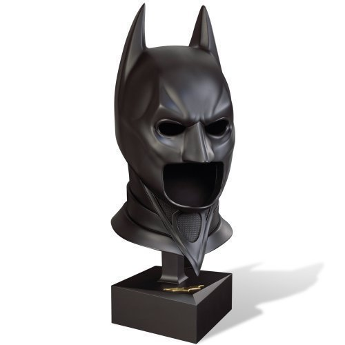 おもちゃ Batman バットマン Dark Knight ダークナイト Special Edition 1:1 Cowl Replica