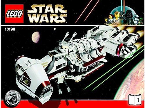 大きな割引 おもちゃ INSTRUCTION MANUALS for Lego MANUALS レゴ Star Wars Wars スターウォーズ for Set #10198