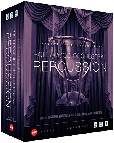 EASTWEST イーストウエスト Quantum Leap QUANTUM LEAP Hollywood Orchestral Percussion Diamond オーケ