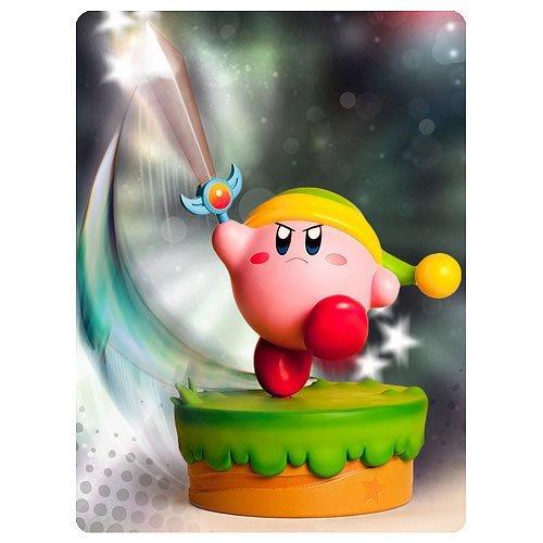 Kirby's Adventure アドベンチャー Kirby Sword 16-Inch Statue