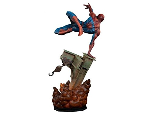 1/4 Scale Premium Format The Amazing Spider-Man Marvel Statues, Busts, Prop Replicas Statues