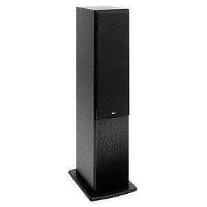 KEF C7 Floor Standing Speaker スピーカー (Single, Black)