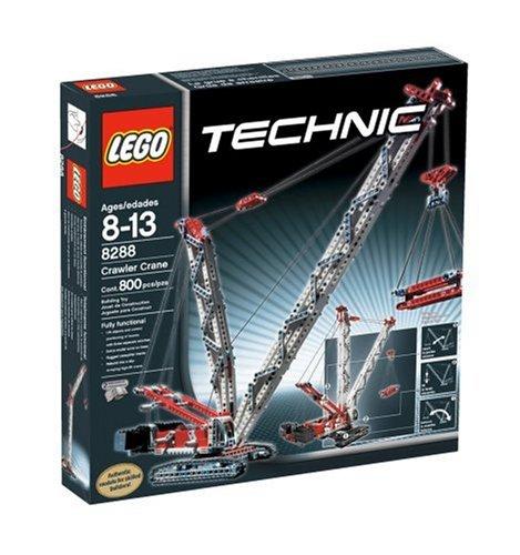 レゴ テクニック 8288 Crawler Crane