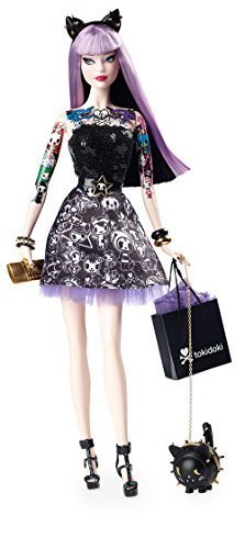 Barbie Collector - Tokidoki Barbie Doll - Gold Label by Barbie