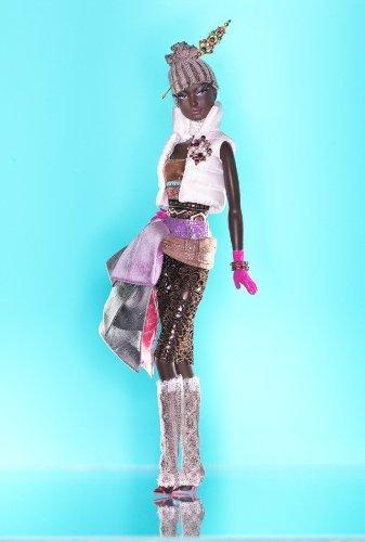 ホビー Barbie バービー Gold Label Byron Lars Chapeaux Collection COCO doll ドール 人形 - Second in