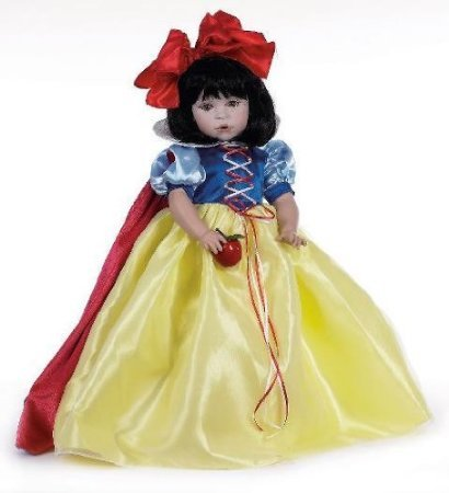 Linda Rick The Doll Maker Snow White (白雪姫) Porcelain 24