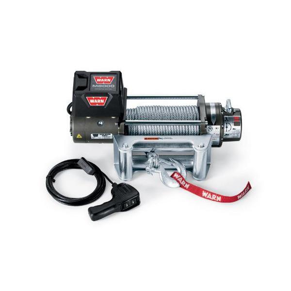 WARN(ウォーン社) M8000 12V 電動ウインチ26502