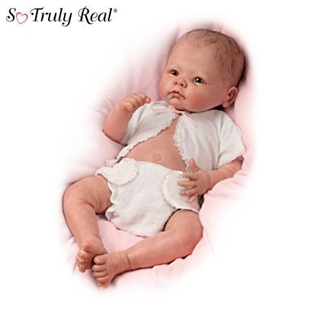 【アシュトンドレイク】★Little Grace★ By Linda Murray With A New Level /赤ちゃん人形/ベビードール