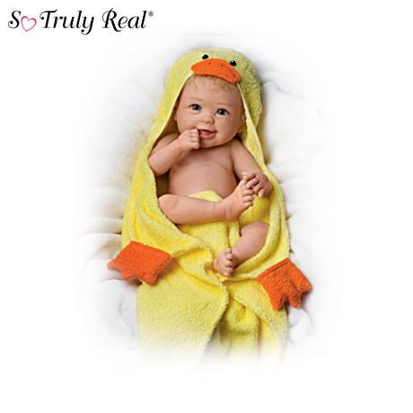 【アシュトンドレイク】Linda Murray ★Rub-A-Dub-Dub★ Baby Doll With Bath/赤ちゃん人形/ベビードール