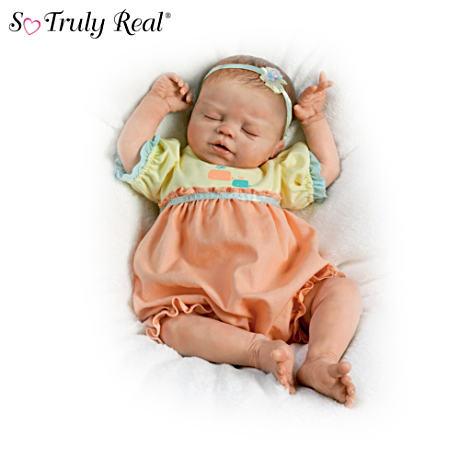 【アシュトンドレイク】Violet Parker ★Baby Of Mine★ Lifelike Baby Girl /赤ちゃん人形/ベビードール
