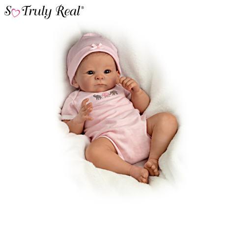 【アシュトンドレイク】Tasha Edenholm ★Precious Little Ones★ Poseable B/赤ちゃん人形/ベビードール
