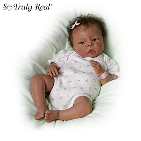 【アシュトンドレイク】Donna Lee ★So Blessed★ Poseable Baby Doll/赤ちゃん人形/ベビードール