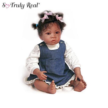 【アシュトンドレイク】Jasmine At Age 1-1/2 Doll By Waltraud Hanl/赤ちゃん人形/ベビードール