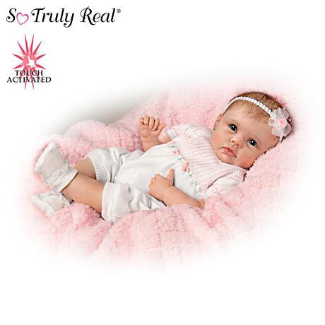【アシュトンドレイク】Interactive Baby Dolls Respond To The Touch Of A H/赤ちゃん人形/ベビードール