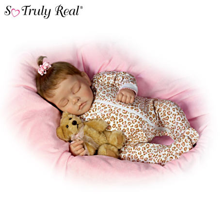 【アシュトンドレイク】Sweet Dreams Ellie Baby Girl Doll By Artist Kellie/赤ちゃん人形/ベビードール