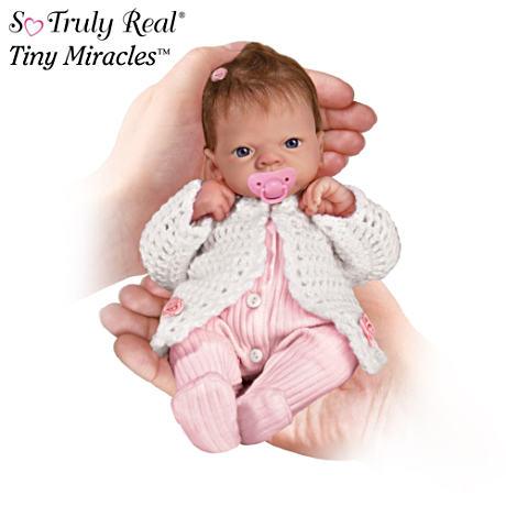 【アシュトンドレイク】Linda Webb 10★ Tiny Miracles ★Emmy★/赤ちゃん人形/ベビードール