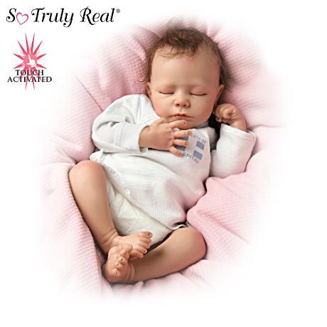【アシュトンドレイク】The ★Breathing★ Lifelike Baby Doll Collection/赤ちゃん人形/ベビードール