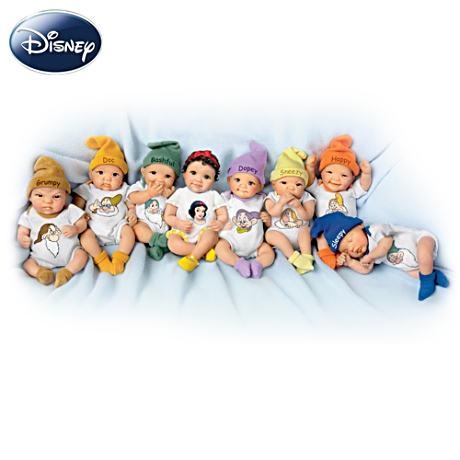 【アシュトンドレイク】Snow White 75th Anniversary Miniature Baby Doll Co/赤ちゃん人形/ベビードール