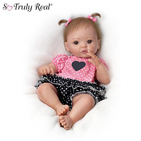 【アシュトンドレイク】Cheryl Hill ★My Little Sweetheart★ So Truly Real/赤ちゃん人形/ベビードール