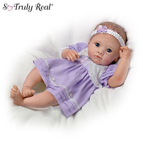 【アシュトンドレイク】Linda Murray Lifelike ★Angels In My Arms★ Baby G/赤ちゃん人形/ベビードール