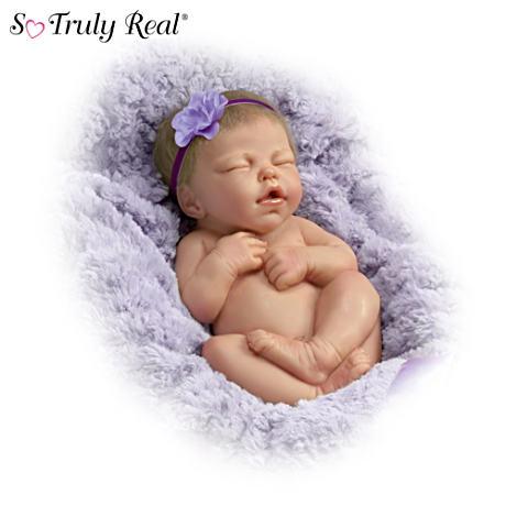 【アシュトンドレイク】Marita Winters ★Cuddle Me★ Lifelike Newborn Baby/赤ちゃん人形/ベビードール