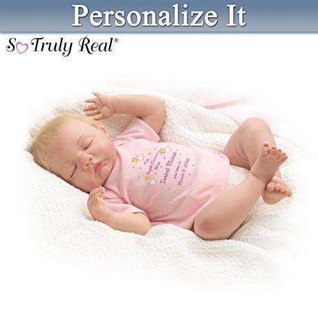 【アシュトンドレイク】The So Truly Real Personalized Realistic Baby Doll/赤ちゃん人形/ベビードール
