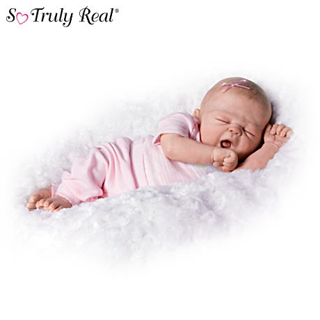 【アシュトンドレイク】Violet Parker ★So Sleepy Sophie★ Realistic Baby /赤ちゃん人形/ベビードール