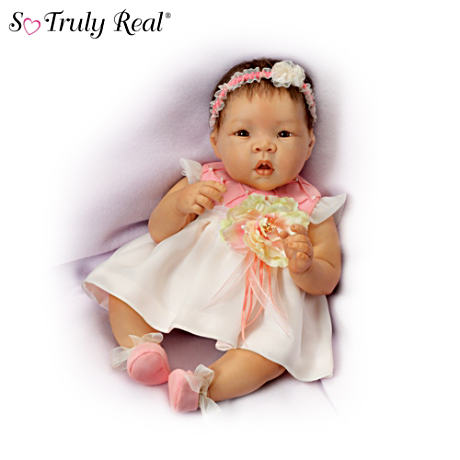 【アシュトンドレイク】Emily Jameson ★Sweet Blossom★ Baby Doll/赤ちゃん人形/ベビードール