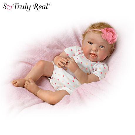 【アシュトンドレイク】Down Syndrome Awareness ★A Special Joy★ Baby Dol/赤ちゃん人形/ベビードール
