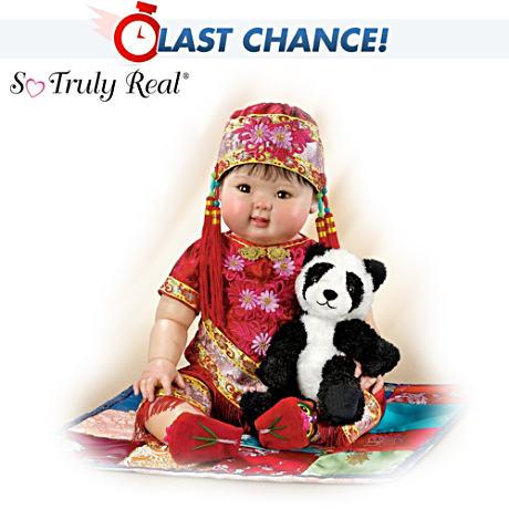 【アシュトンドレイク】22★ Lifelike Asian Baby Doll With Detailed Costum/赤ちゃん人形/ベビードール