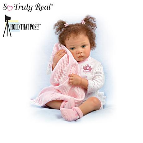 【アシュトンドレイク】Waltraud Hanl ★Lots Of Love★ Poseable Baby Doll /赤ちゃん人形/ベビードール
