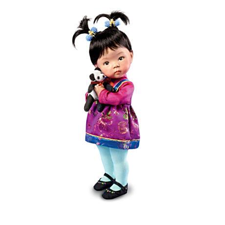 【アシュトンドレイク】★Hands Across The World★ International Toddler D/赤ちゃん人形/ベビードール