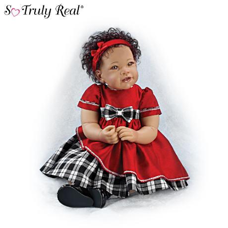 【アシュトンドレイク】Linda Murray's Ashton-Drake 25th Anniversary Doll/赤ちゃん人形/ベビードール