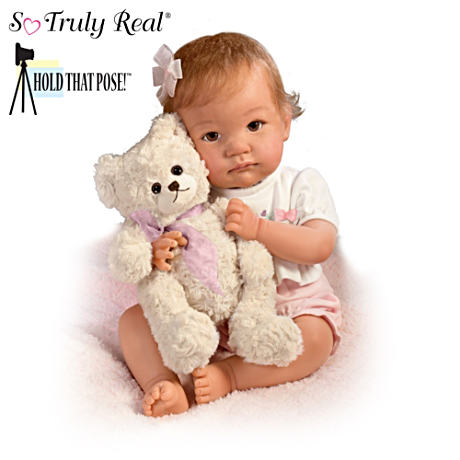 【アシュトンドレイク】Cheryl Hill ★I'll Love You Forever★ Baby Doll Co/赤ちゃん人形/ベビードール