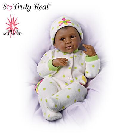 【アシュトンドレイク】So Truly Real 19★ African American ★Breathing★ /赤ちゃん人形/ベビードール