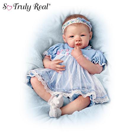 【アシュトンドレイク】Lifelike Teary-Eyed Poseable Baby Doll By Marissa /赤ちゃん人形/ベビードール