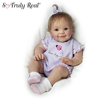 【アシュトンドレイク】Poseable Baby Dolls By Master Doll Artist Cheryl H/赤ちゃん人形/ベビードール
