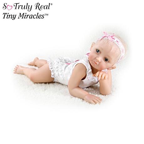 【アシュトンドレイク】All-Vinyl Realistic Felicity Doll/赤ちゃん人形/ベビードール