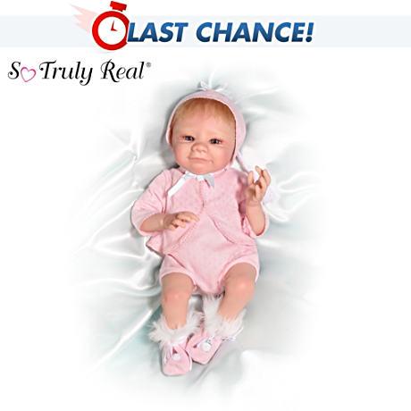 【アシュトンドレイク】So Truly Real ★So Lovable★ Lifelike Doll/赤ちゃん人形/ベビードール