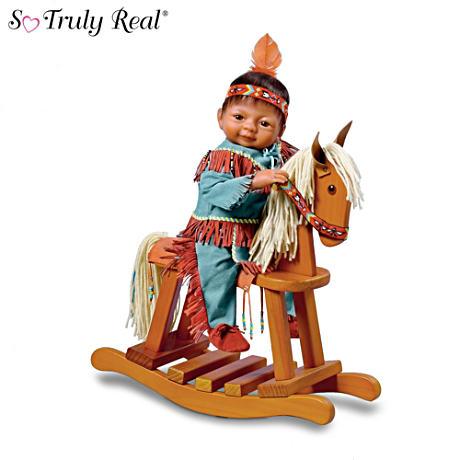 【アシュトンドレイク】The Magnificent Hunter Baby Boy Doll/赤ちゃん人形/ベビードール
