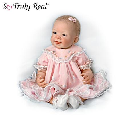 【アシュトンドレイク】25th Anniversary ★All Dolled Up★ So Truly Real D/赤ちゃん人形/ベビードール