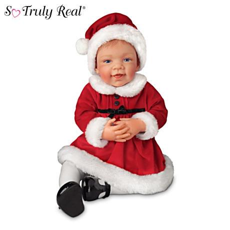 【★安心の定価販売★】 【アシュトンドレイク Truly】★Avery's First Christmas So★ So Christmas★ Truly Real Baby Gir/赤ちゃん人形/ベビードール, トーカ堂TVショッピング:007b17ab --- canoncity.azurewebsites.net