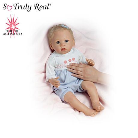 【アシュトンドレイク】Linda Murray ★Zoe's Perfectly Lovable★ Touch-Act/赤ちゃん人形/ベビードール