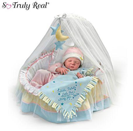 【アシュトンドレイク】★Twinkle, Twinkle Little Star★ Baby Doll With Ba/赤ちゃん人形/ベビードール