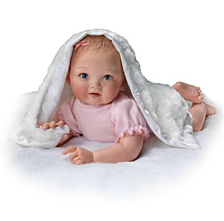 【アシュトンドレイク】Picture Perfect Baby Doll/赤ちゃん人形/ベビードール